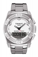 Tissot, T0025201103100, T-Touch Racing-Touch