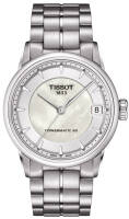 Tissot, T0862071111100, Luxury Automatic Lady