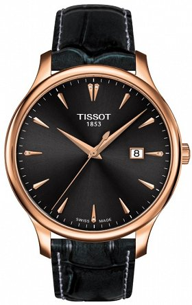 Tissot, T0636103608600, Tradition Lady