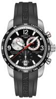 CERTINA C001.639.27.057.00, DS PODIUM BIG SIZE CHRONO GMT