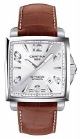 Certina, C0015071603700, DS PODIUM SQUARE AUTOMATIC