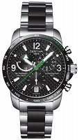 CERTINA C001.639.22.207.02, DS PODIUM BIG SIZE CHRONO GMT