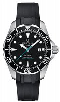 CERTINA C032.407.17.051.60, Męski, DS ACTION POWERMATIC 80 DIVER'S WATCH 60th ANNIVERSARY SEA TURTLE CONSERVANCY SPECIAL EDITION