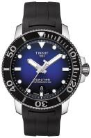 TISSOT T1204071704100, Męski, Seastar 1000 Powermatic 80
