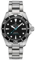 CERTINA C032.407.11.051.10, Męski, DS ACTION POWERMATIC 80 DIVER'S WATCH SEA TURTLE CONSERVANCY SPECIAL EDITION