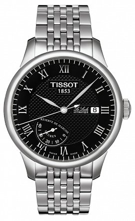 TISSOT T0064241105300, LE LOCLE AUTOMATIC POWER RESERVE