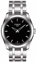 TISSOT T0354461105101, COUTURIER BIG DATE