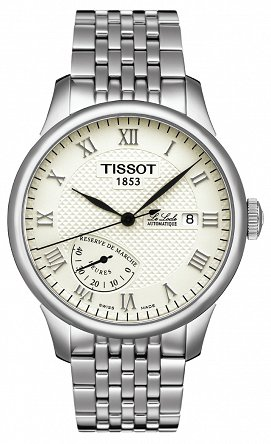 TISSOT T0064241126300, LE LOCLE AUTOMATIC POWER RESERVE