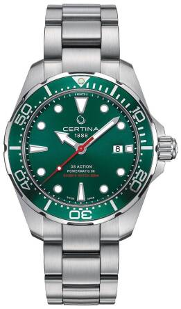 CERTINA C032.407.11.091.00, Męski, DS ACTION POWERMATIC 80 DIVER'S WATCH