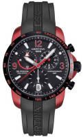 CERTINA C001.639.97.057.01, DS PODIUM CHRONO GMT Precidrive Aluminium